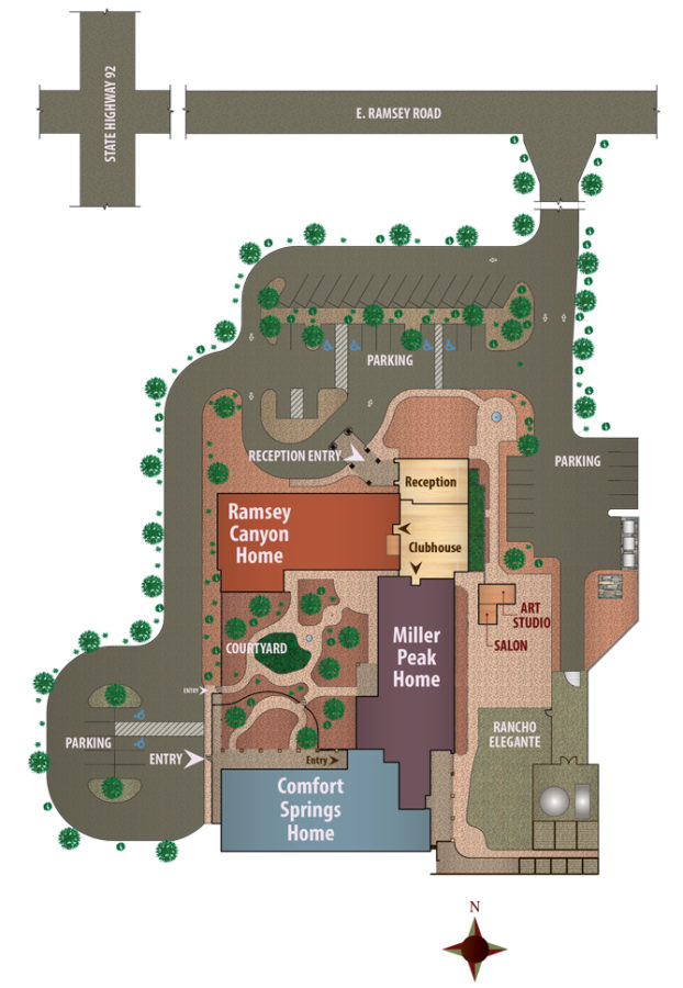 campus-layout