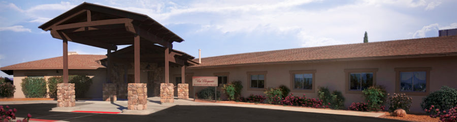 Image of Sierra Vista Assisted Living home. Click to see Via Elegante nursing home Sierra Vista offering Assisted Living and Memory Care professional skilled caregiving staff focused on the health and wellne